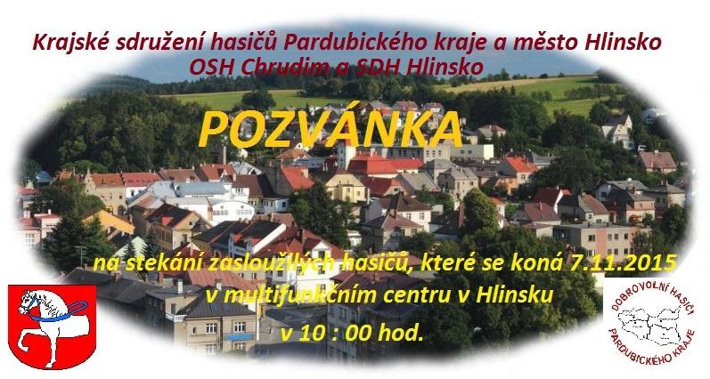 pozvánka na ZH Hlinsko 2015